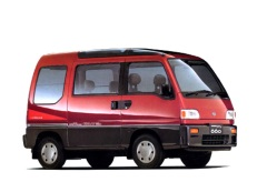 Subaru Sambar Dias wheels and tires specs icon