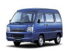 Subaru Sambar Van wheels and tires specs icon