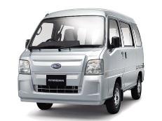 icono de especificaciones de Subaru Sambar Van  ruedas y neumáticos