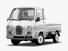 斯巴鲁 Sambar Truck I (TT/TV) Classic