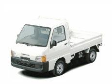 Subaru Sambar Truck I (TT/TV) Truck