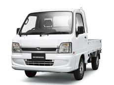 Subaru Sambar Truck wheels and tires specs icon