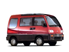 Subaru Sambar Try wheels and tires specs icon