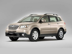Subaru Tribeca B9 Restayling Closed Off-Road Vehicle
