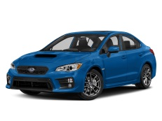 Subaru WRX wheels and tires specs icon