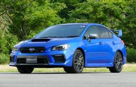 Subaru WRX STI Facelift Saloon