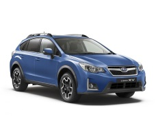 Subaru XV wheels and tires specs icon