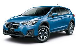 Subaru XV GT SUV