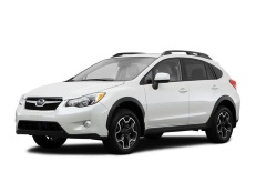 Subaru XV Crosstrek wheels and tires specs icon