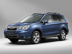 Subaru Forester SJ Closed Off-Road Vehicle