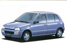 icono de especificaciones de Subaru Vivio  ruedas y neumáticos