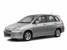 Suzuki Aerio wheels and tires specs icon