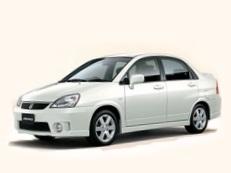 icono de especificaciones de Suzuki Aerio Sedan  ruedas y neumáticos