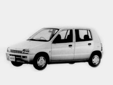Suzuki Alto wheels and tires specs icon