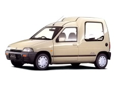Suzuki Alto Hustle CL/CM/CR/CS22 Box