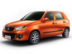 Suzuki Alto K10 wheels and tires specs icon