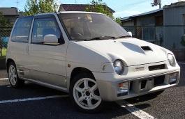 Suzuki Alto Works III Hatchback