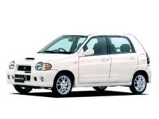 Suzuki Alto Works HA12/22 Hatchback