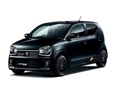 Suzuki Alto Works wheels and tires specs icon
