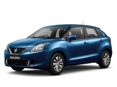 Suzuki Baleno wheels and tires specs icon