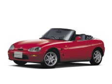 Suzuki Cappuccino wheels and tires specs icon