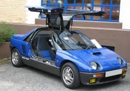 Suzuki Cara Coupe