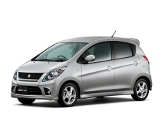 Icona per specifiche di ruote e pneumatici per Suzuki Cervo