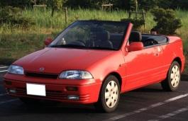Suzuki Cultus II Convertible