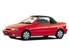 Suzuki Cultus AA/AB/AK/AF Convertible