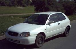Suzuki Cultus III Hatchback