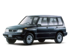 Suzuki Escudo wheels and tires specs icon