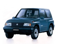Suzuki Escudo TA/TD1 Closed Off-Road Vehicle