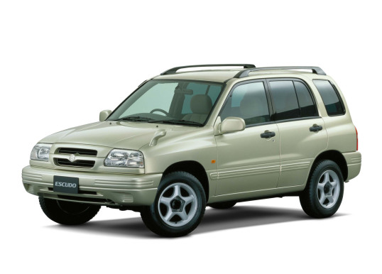 Suzuki Escudo TA/TD2 Closed Off-Road Vehicle