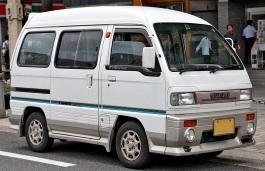 Suzuki Every II Van