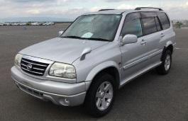 Suzuki Grand Escudo Closed Off-Road Vehicle