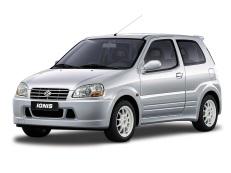 opony do Suzuki Ignis RG [2000 .. 2005] [EUDM] Hatchback, 3d