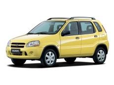 opony do Suzuki Ignis RG [2000 .. 2005] [EUDM] Hatchback, 5d