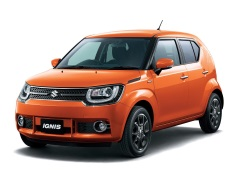 Suzuki Ignis wheels and tires specs icon