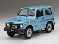 Suzuki Jimny JA11 Closed Off-Road Vehicle