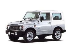 Suzuki Jimny JA12/22 Closed Off-Road Vehicle