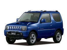 Suzuki Jimny wheels and tires specs icon