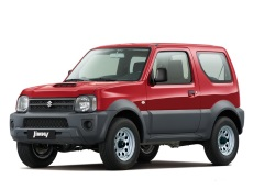 Suzuki Jimny JB23/JB43 Closed Off-Road Vehicle