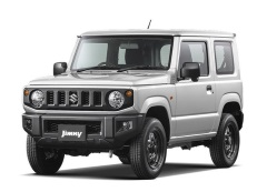 Suzuki Jimny JB64 Closed Off-Road Vehicle