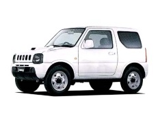Suzuki Jimny L JB23 Closed Off-Road Vehicle