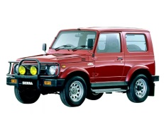 Suzuki Jimny Sierra JB31 Closed Off-Road Vehicle