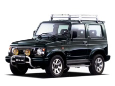Suzuki Jimny Sierra JB32 Closed Off-Road Vehicle