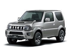 Suzuki Jimny Sierra JB43 Closed Off-Road Vehicle
