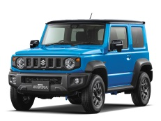 Suzuki Jimny Sierra JB74 Closed Off-Road Vehicle