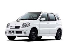 Suzuki Kei Sport wheels and tires specs icon