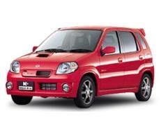 Suzuki Kei Works HN22 Hatchback